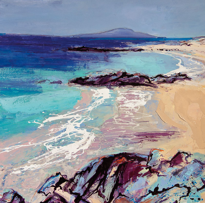 Hebrides 1, Northton, Isle of Harris ( Sold ).
