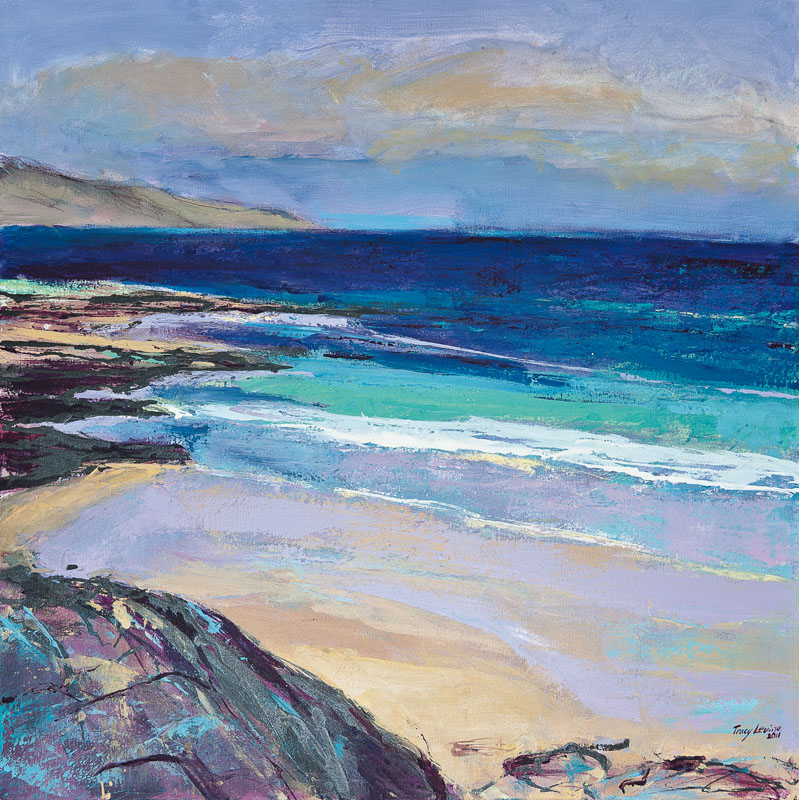 Hebrides 2 , Seilebost, Isle of Harris. ( Sold )