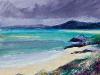 Hebrides 10, Luskentyre, Harris. ( Sold ).