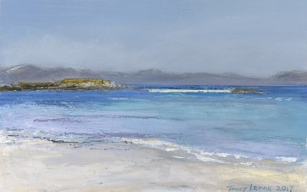 Iona and Purple mist.