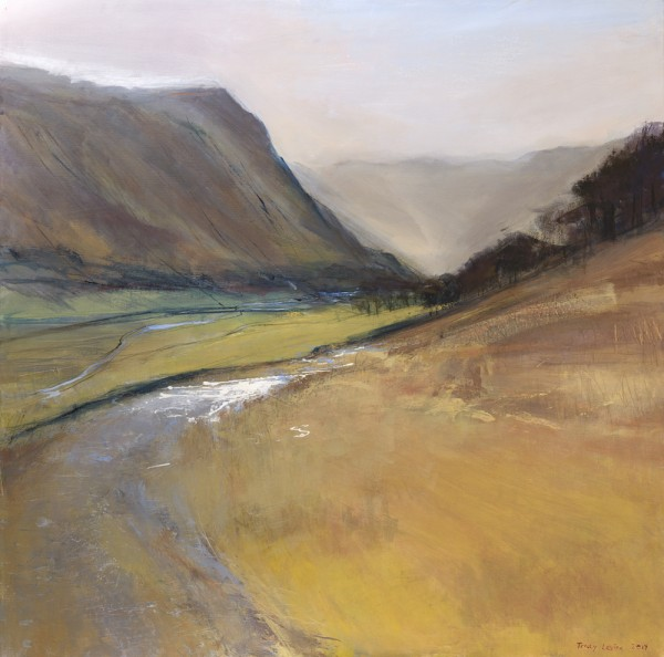 Tracy Levine. Above Ullswater